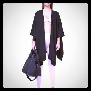 Brand New Lululemon Wrap/cape